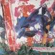「熊野の竹と紅白梅」画:深見東州